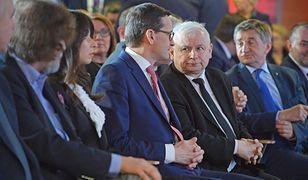 Mateusz Morawiecki i Jarosław Kaczyński musieli przełknąć w środę gorzką pigułkę