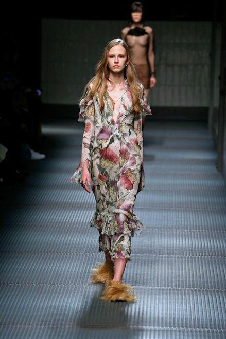 Trendy jesień 2015 - futrzane buty
