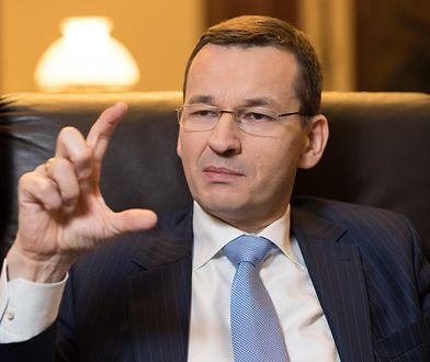Mateusz Morawiecki, desygnowany na premiera