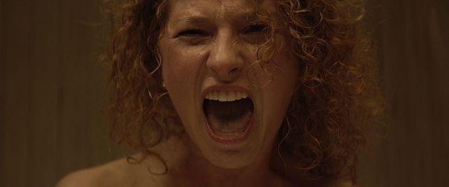 "Kadr z filmu ""Atak paniki"""