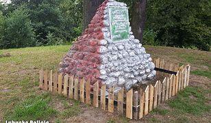 Szprotowa. 33-latek odpowie za zniszczenie pomnika
