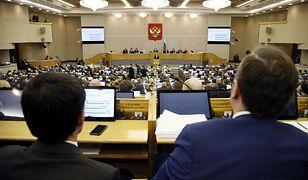 Rosyjska Duma Państwowa złagodziła kary za przemoc w rodzinie