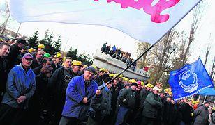 Stocznia Gdynia: związkowcy skarżą się na Agencję Rozwoju Przemysłu, ARP na związkowców