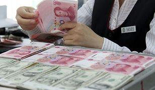 Chiński juan stał się czwartą walutą świata