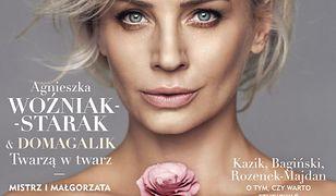 """Agnieszka Woźniak–Starak na okładce """"Pani"""""""