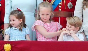 Savannah Phillips poskromiła księcia George'a. Jest 15. w kolejce do tronu
