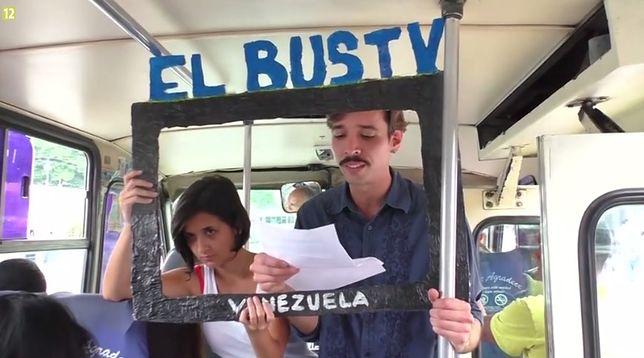 Autobusowa telewizja odpowiedzią na cenzurę w mediach