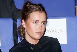 Olga Frycz zostawiła córkę w samochodzie. Jest komentarz policji