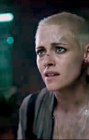 """Kristen Stewart w filmie """"Underwater"""""""