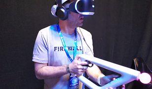 Jestem pewien - VR to rozrywka przyszłości