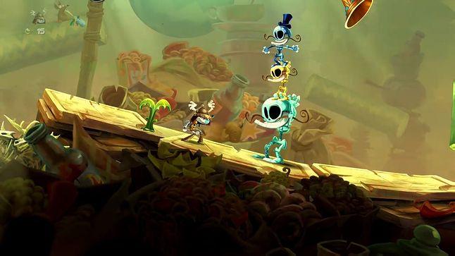 Rayman Legends (stream z Xboksa One)