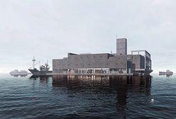 Klasztor na Zatoce Gdańskiej. Śmiały projekt zdobył główną nagrodę