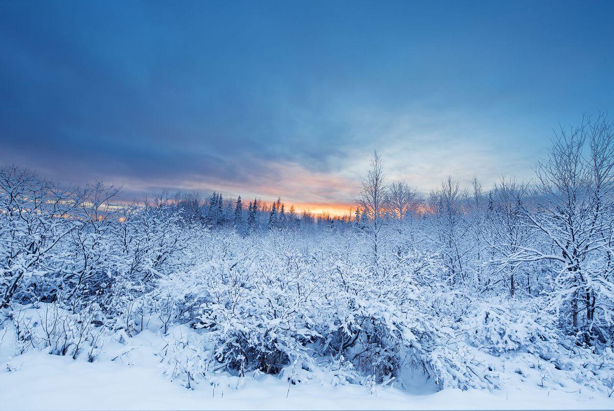 Finlandię w listopadzie opuściło słońce. Internauci zgłaszają policji jego zaginięcie