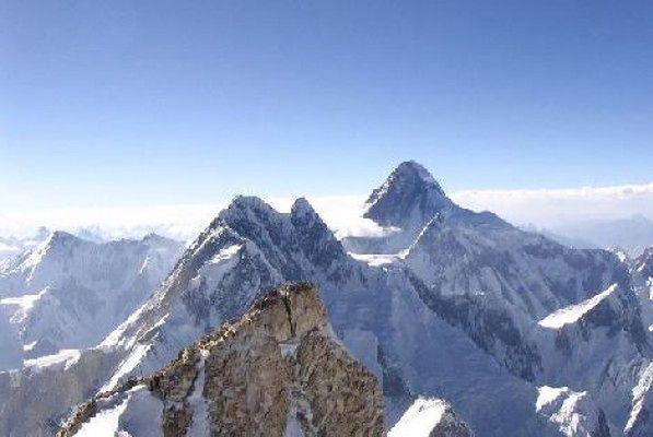 Broad Peak - pochówek Tomasza Kowalskiego