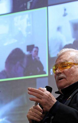 Nie wiadomo, czy list Kiszczaka trafił do Lecha Wałęsy
