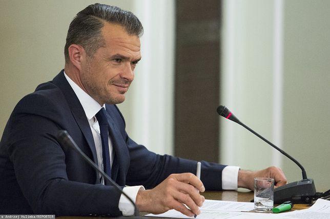Sławomir Nowak - były minister transportu