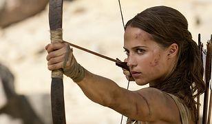 """Fani zachwyceni nowym zwiastunem """"Tomb Raidera"""". """"Muszę zobaczyć ten film"""""""