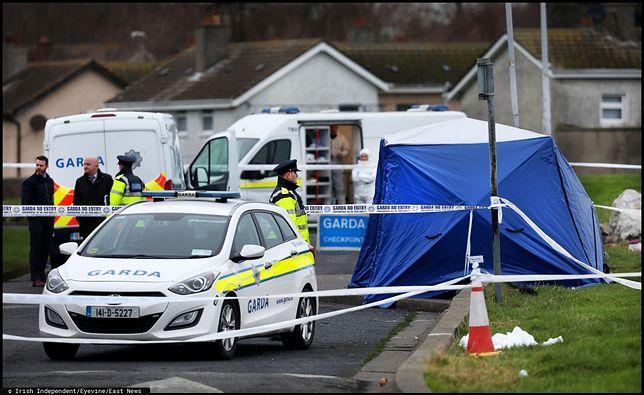 Fragmenty ciała znaleziono w dzielnicy Coolock, na północy Dublina
