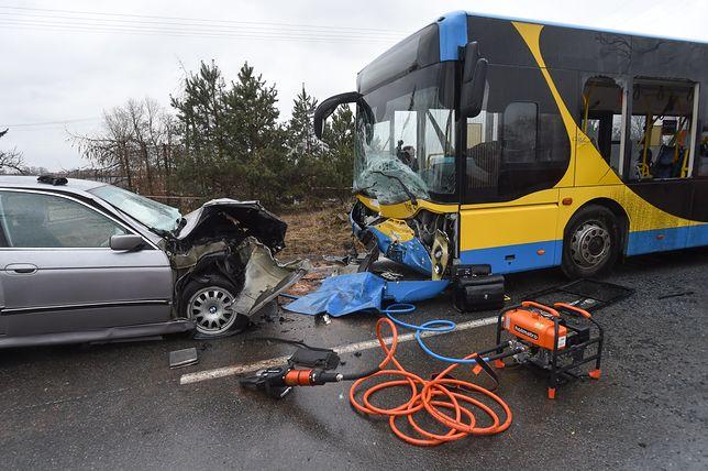 Statystyczny wypadek w Polsce