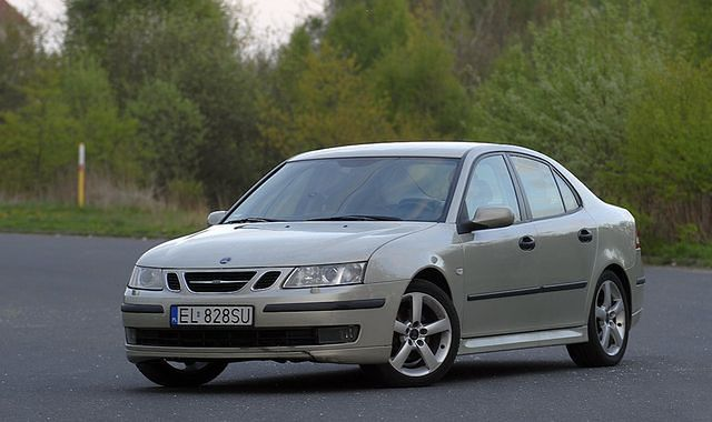 Saab 9-3 2,0 Turbo: szwedzka alternatywa