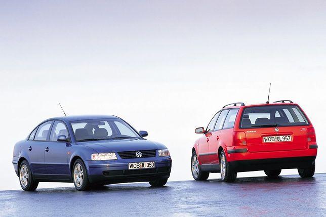 Volkswagen Passat B5 - galeria zdjęć