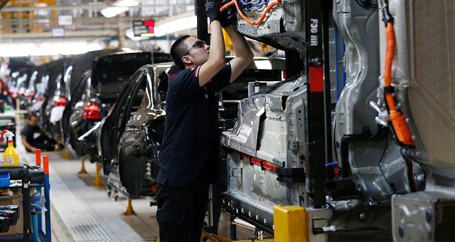 BMW musiało wstrzymać produkcję samochodów
