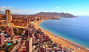 Costa Blanca - europejskie wybrzeże w amerykańskim stylu