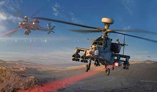 Amerykańska armia testuje laserową broń przyszłości