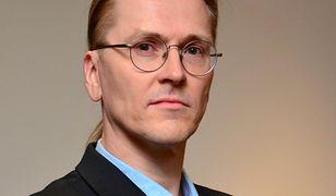 Mikko Hypponen zajmuje się bezpieczeństwem internetowym od prawie 30 lat