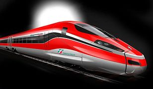 Najnowocześniejszy pociąg w Europie pomknie 400 km na godzinę: Frecciarossa 1000