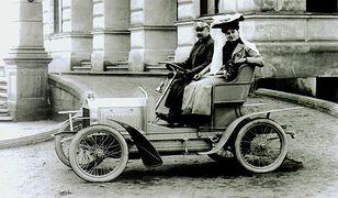 Laurin & Klement Typ A: od roweru do automobilu