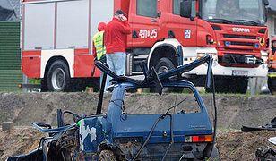 Tragiczny wypadek na Podkarpaciu - zginęły 4 osoby