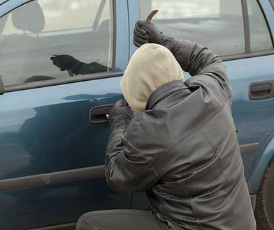 Najczęściej kradzione samochody w Polsce w 2014 roku