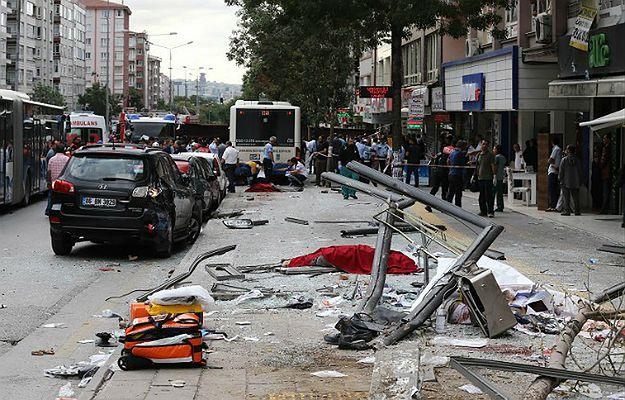 Zamach w Ankarze. Tureckie władze potwierdziły tożsamość dwóch zamachowców