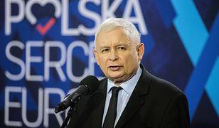 Prezes PiS, Jarosław Kaczyński. Przespał moment, w którym rodziła mu się na prawicy konkurencja.