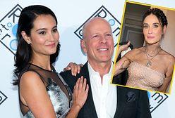 Bruce Willis od miesiąca mieszka z Demi Moore. Znajomy zdradził powód
