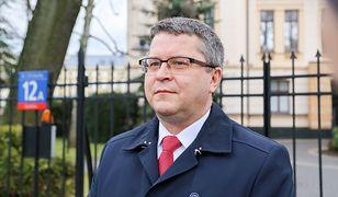 Sędzia KRS Jarosław Dudzicz