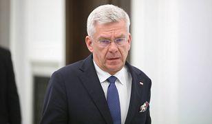 Stanisław Karczewski, wicemarszałek Senatu