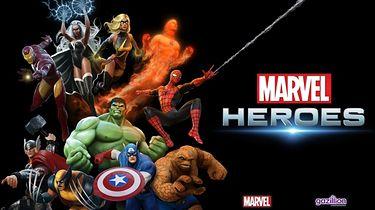 Gry, na które czekam: Marvel Heroes
