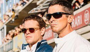 """Ford vs Ferrari"". Christian Bale i Matt Damon w nowym zwiastunie filmu"