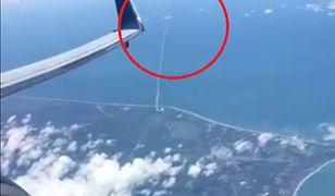 Start rakiety Atlas V. Niesamowite nagranie z samolotu [Wideo]