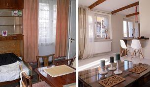 Niezwykły remont mieszkania. Spektakularna metamorfoza