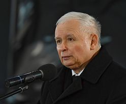 Prywatna wizyta Kaczyńskiego w Krakowie. Nie był sam