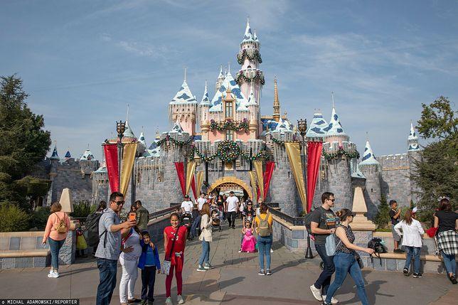 USA. Disneyland otworzy swoje podwoje pod koniec kwietnia