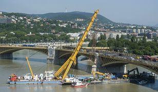 Węgry. Akcja na Dunajem w Budapeszcie