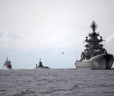 Chińskie okręty wywołują napięcie na Bałtyku