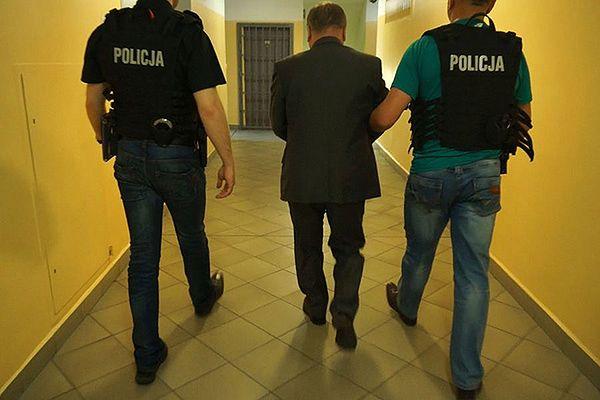 Prezydent Zawiercia zatrzymany za korupcję