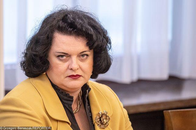"""Barbara Dziuk miała powiedzieć do komisji: """"To my stanowimy prawo"""""""