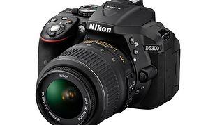 Nowa lustrzanka Nikon D5300