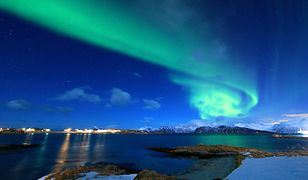 Sztuczne, świecące chmury nad Norwegią. NASA bada zorzę polarną